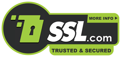Certified by SSL.com